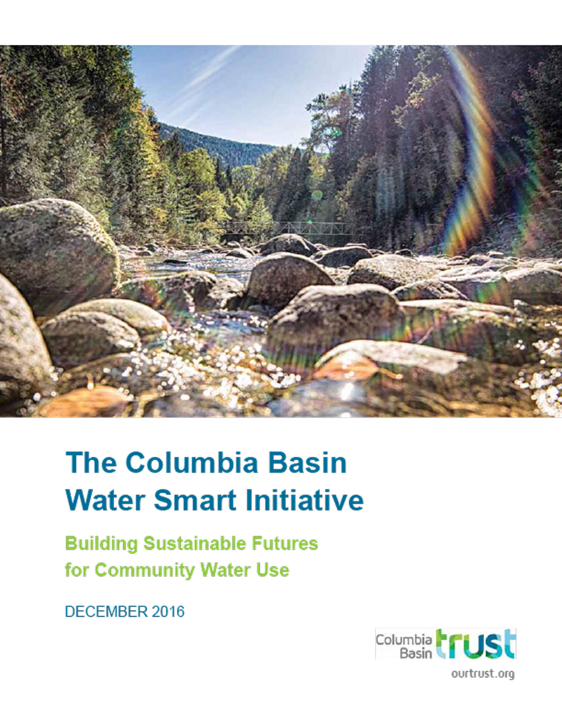 2016-12 Water Smart Summary