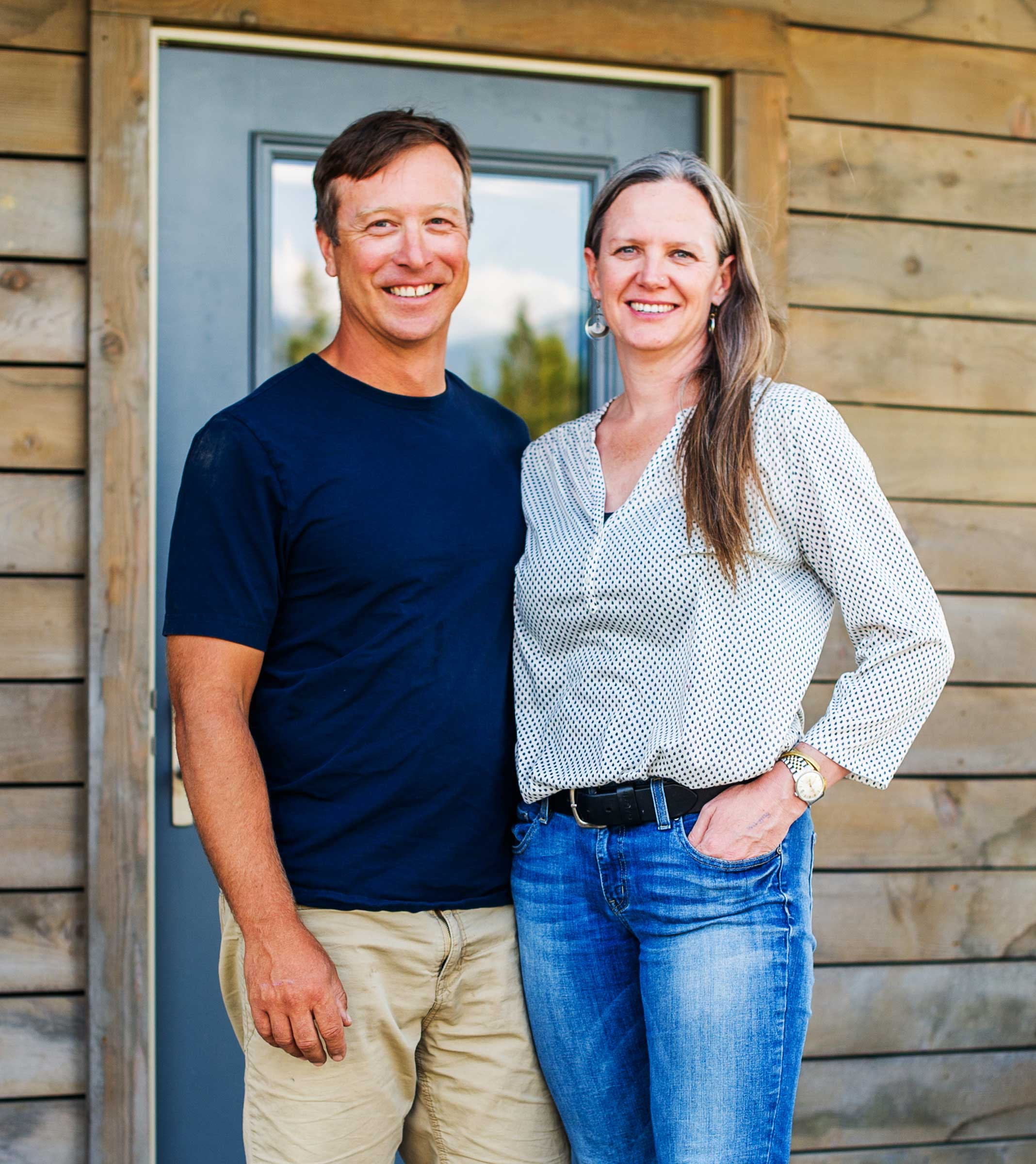 thinkbright Homes Owners - Invermere - Meredith Hamstead & Paul Denchuk