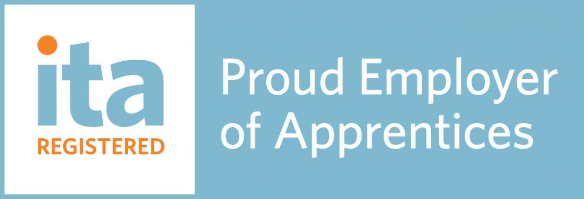 ITA Registered - Proud Employer of Apprentices